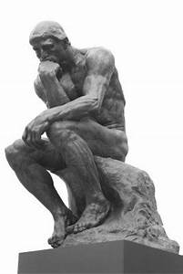 The Thinker | What is a Man Anyhow?