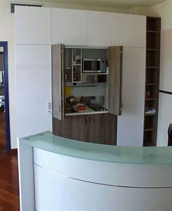 Cucine a scomparsa per saperne di pi cucina monoblocco for Leroy merlin cucine a scomparsa