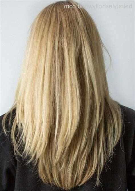 25 layers ideas only 15 ideas of hairstyles layers back view best