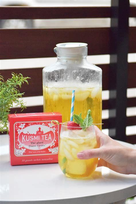 kusmi tea siege social thyme is honey