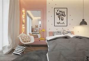 emejing chambre pour ado fille de 14 ans gallery design With chambre d ado fille 12 ans