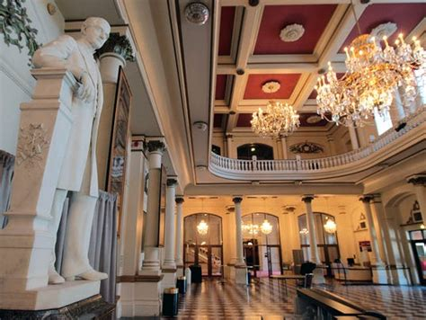 The splendidly renovated 1878 music hall is one of the finest buildings in cincinnati. Moving history out of Music Hall