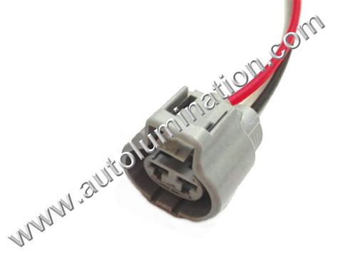 Toyotum Wiring Connector by Coolant Fan Radiator Connectors Harnesses Autolumination