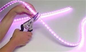 Beleuchtung Für Bilder Ohne Kabel : led lichtleiste 230v led leisten 12 volt dimmbar rgb band ~ A.2002-acura-tl-radio.info Haus und Dekorationen