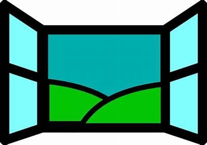 Outside Clipart Window Clipartpanda Icon Svg Projects