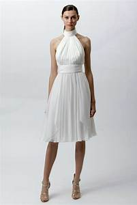 White hot wedding dresses from resort 2012 onewed for White wedding reception dress