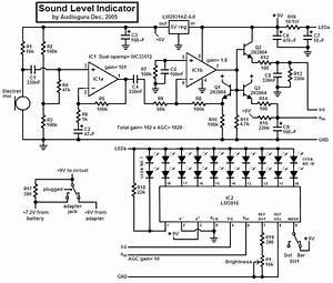 Sound Level Indicator