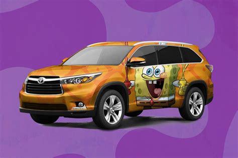 Bob Toyota by Toyota Highlander Bob Esponja Periodismo Motor
