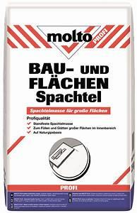 Losen Putz Entfernen : molto profi bau und fl chenspachtel molto at ~ Markanthonyermac.com Haus und Dekorationen