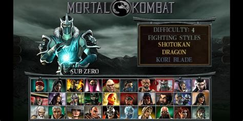 Mortal Kombat Unchained Full Game Free Pc Downlo