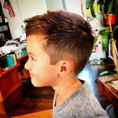6 Year Boy Hairstyles by The 25 Best Boy Haircuts Ideas On Kid