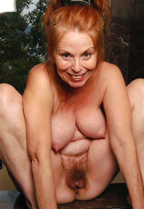 Hairy redhead m - Excellent porn