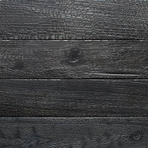Shou Sugi Ban : charred black resawn timber co ~ Zukunftsfamilie.com Idées de Décoration