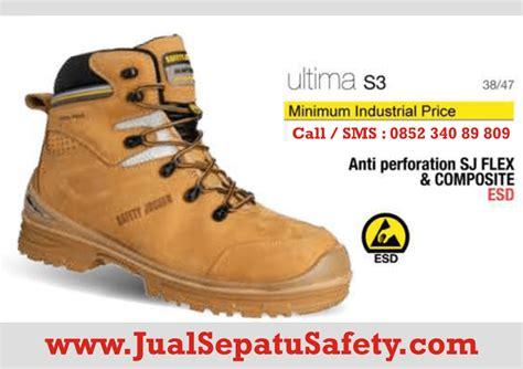 Harga Merk Ultima jual sepatu safety shoes jogger ultima harga special
