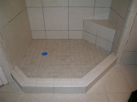 stephenson tile    build  shower naples