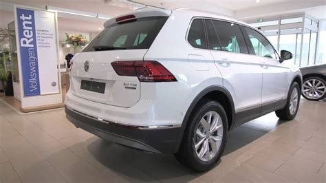 volkswagen tiguan neuf  tdi  bluemotion technology
