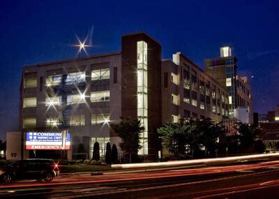 emergency department community medical center