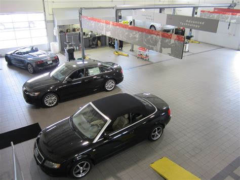 mcdaniels audi of charleston authorized service