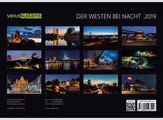 Kalender für 2019 Fotografie