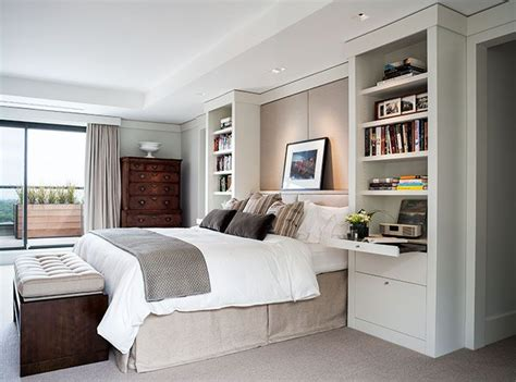 bookcase headboard storage bed woodworking projects plans