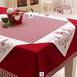 Get Christmas Table Linens For Your Special Event Home