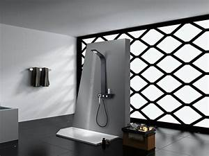 Bodenbelag Für Dusche : schwarze badezimmer armaturen wirken modern luxuri s und ~ Michelbontemps.com Haus und Dekorationen