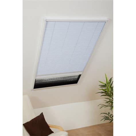 Rollos Und Plissees Fuer Dachfenster by Kombi Dachfenster Plissee Sonnenschutz Fliegengitter F Uu