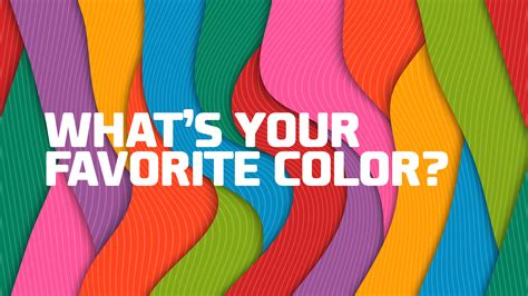 What is my color