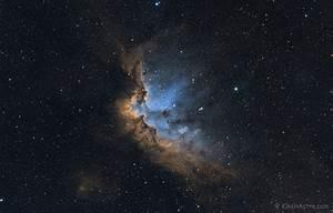 Ngc 7380 Wizard Nebula