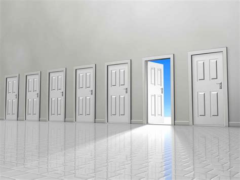 unlock the door are you afraid to open the doors of possibility fear not