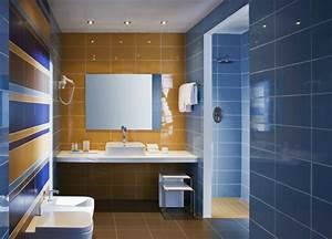 carrelage mural salle de bain idees et astuces design With carrelage mural salle de bain design