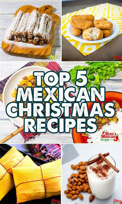 Here is a list of some of the traditional recipes you can find here on the blog to celebrate this christmas. If you'd like to bring some of Mexico's delicious ...