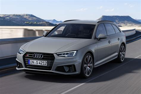audi s4 avant gets new mild hybrid v6 diesel auto express