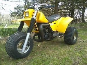 1984 Yamaha Tri Moto 125 Carb Diet