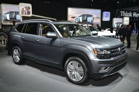 vw atlas release date  review suv project