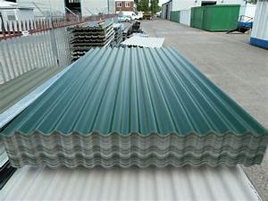 Corrugated roofing sheets juniper green pvc coated steel for Buy tin roofing sheets
