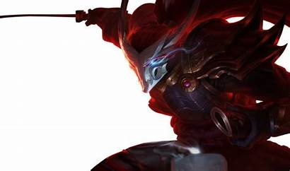 Yasuo Blood Moon League Splash Render Legends