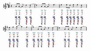 Banjo Finger Chart Frozen Let It Go Flute Sheet Music Guitar Chords Walt