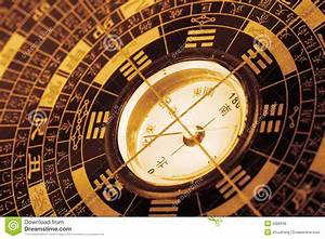 The Chinese Eight Diagrams Stock Photo  Image Of Feng