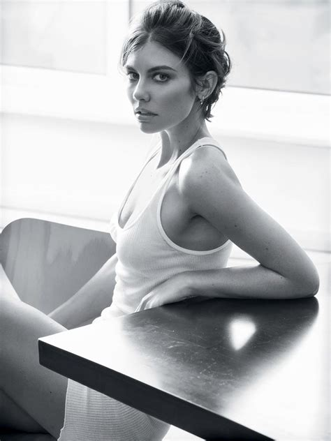 lauren cohan nude and hot photos scandal planet