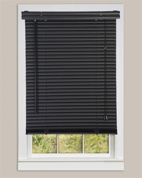 window blinds mini blinds  slats black venetian vinyl