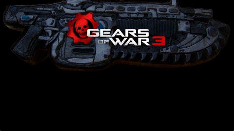 Gears Of War Animated Wallpaper - gears of war wallpapers animated ipaod images