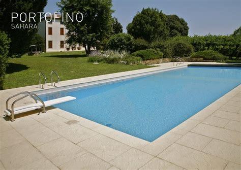 carrelage ext 233 rieur bord pour piscine en reconstitu 233 e portofino by micheletto