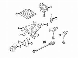 Volkswagen Rabbit Engine Control Module  2 5 Liter  Auto