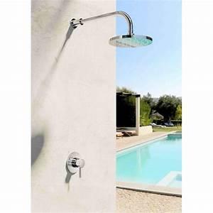 Douche Extérieure Inox : douche de piscine en inox waterline sa21 de fontealta ~ Premium-room.com Idées de Décoration