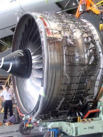 Qantas A380 Engine Explosion