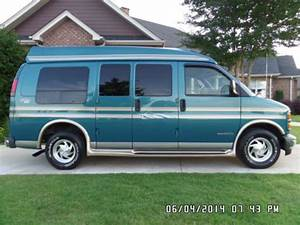 Sell Used 1999 Gmc Savana Van 1500 High Top Conversion