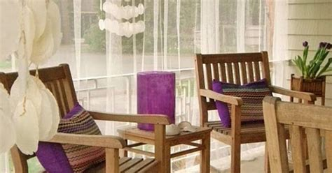 Ikea Mosquito Netting Curtains For Front Porch--they Also