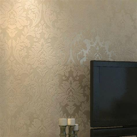 papier peint chambre moderne le papier peint baroque et le style moderne classique