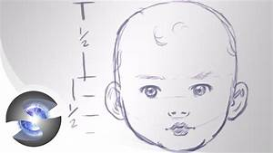 How to Draw a Baby Head - YouTube